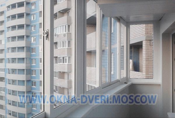 Полутеплое остекление балкона хрущевки окна балконы ремонт